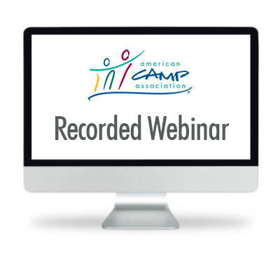 Recorded Webinar - Integrating STEM into Your Camp Activities with NASA